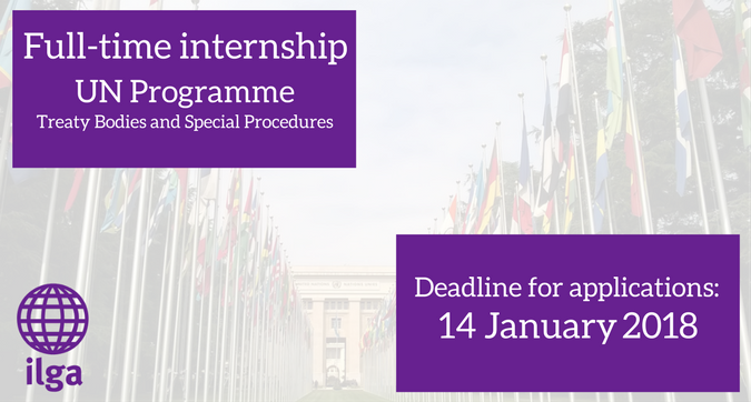 Full-time internship: UN Programme (Treaty Bodies and Special Procedures)
