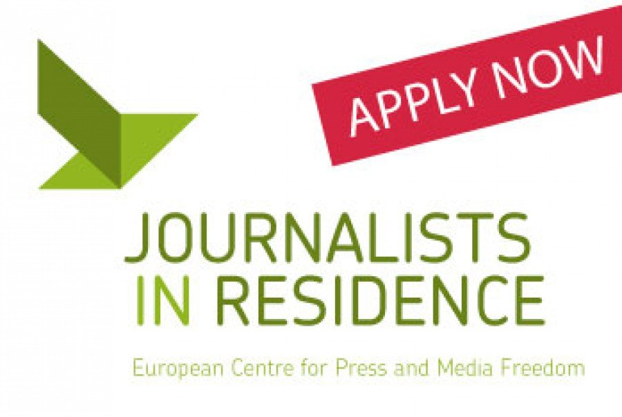 ECPMF's Journalists-in-Residence Programme