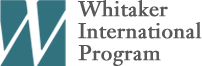 For Americans: Whitaker International Fellows and Scholars Program (2018)