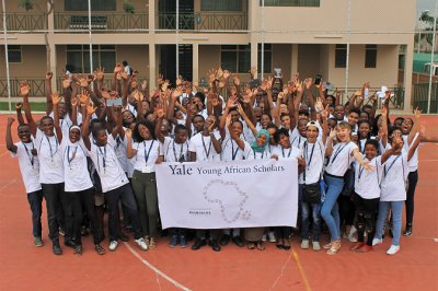 Yale Young African Scholars Program 2018 Application (Accra and Kigali)