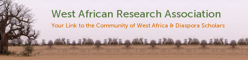 The West African Research Association (WARC) Travel Grant 2018