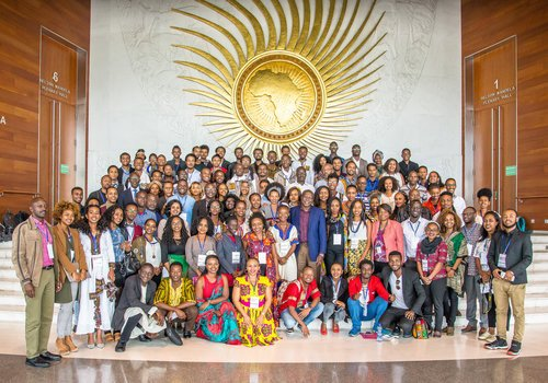 Young African Think'rs Convention 2018 at the African Union HQ, Addis Ababa, Ethiopia (Fundings Available)
