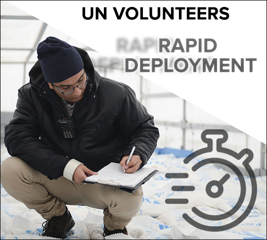 Fully Funded:Paid Volunteering Opportunity at the UN 2018-19