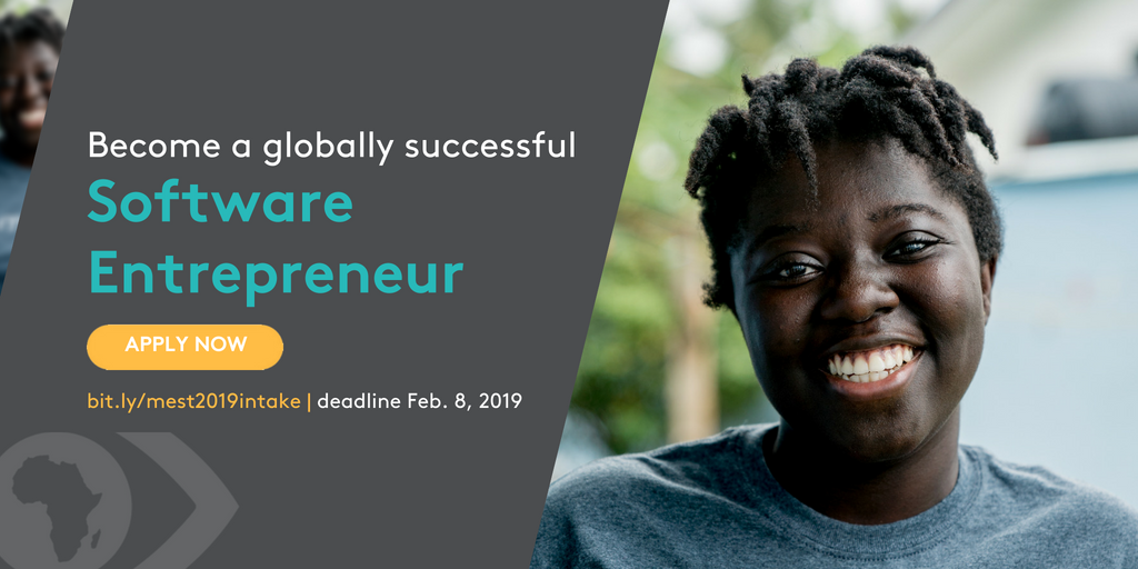 (Fully Funded) The MEST Graduate-Level Entrepreneurial Training in Business, Communications and Software Development Training Program (2019 Intake)