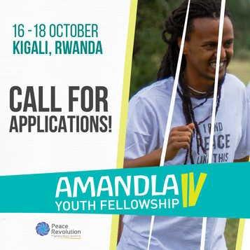 Amandla Youth Fellowship, Kigali, Rwanda 2019 (Partially