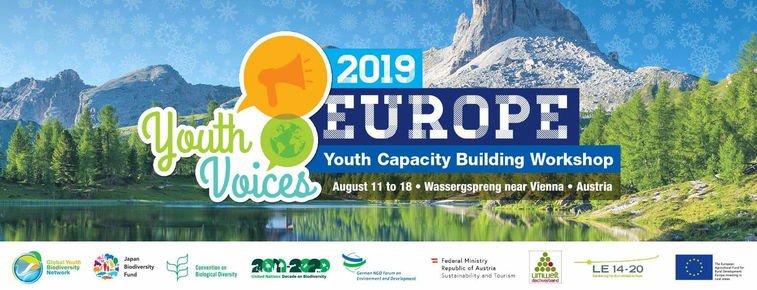 GYBN Regional Youth Capacity Building Workshop for Europe